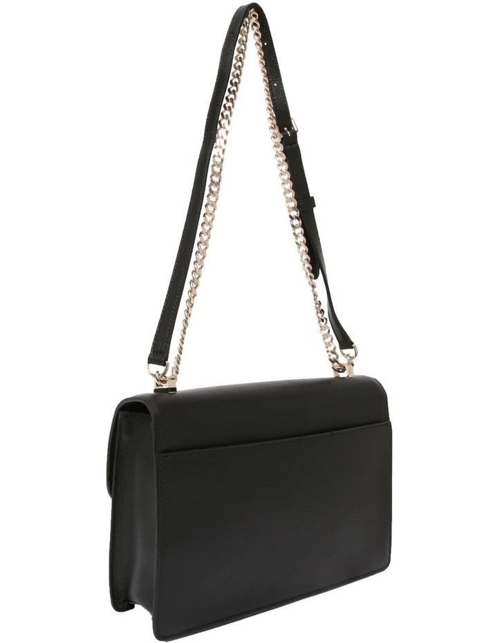 R813H281 Elissa Black Shoulder Bag image 3