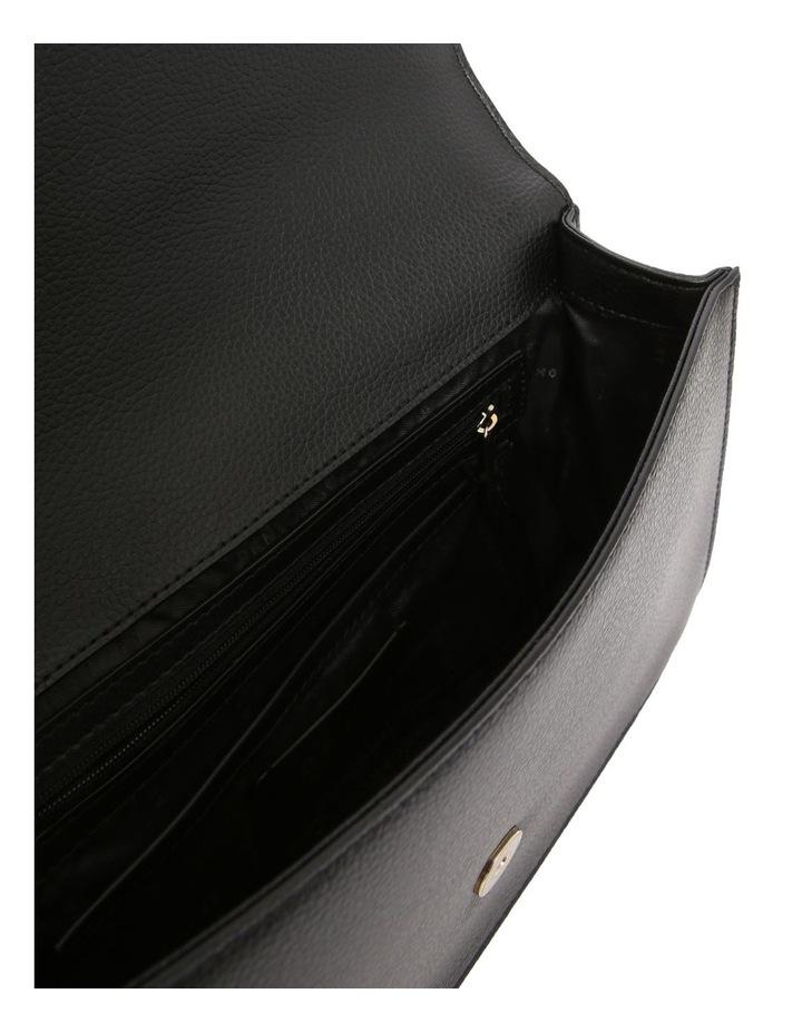 R813H281 Elissa Black Shoulder Bag image 5