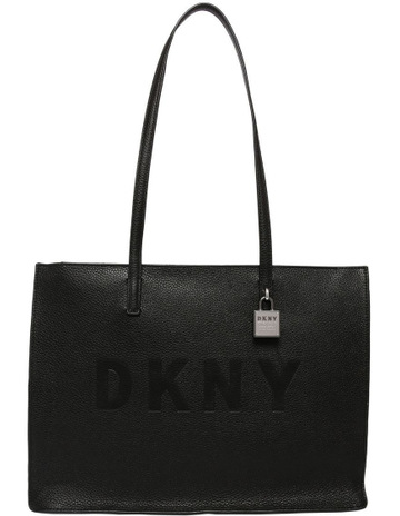 bfb0a2632c9fe DKNY Commuter Double Handle Tote Bag