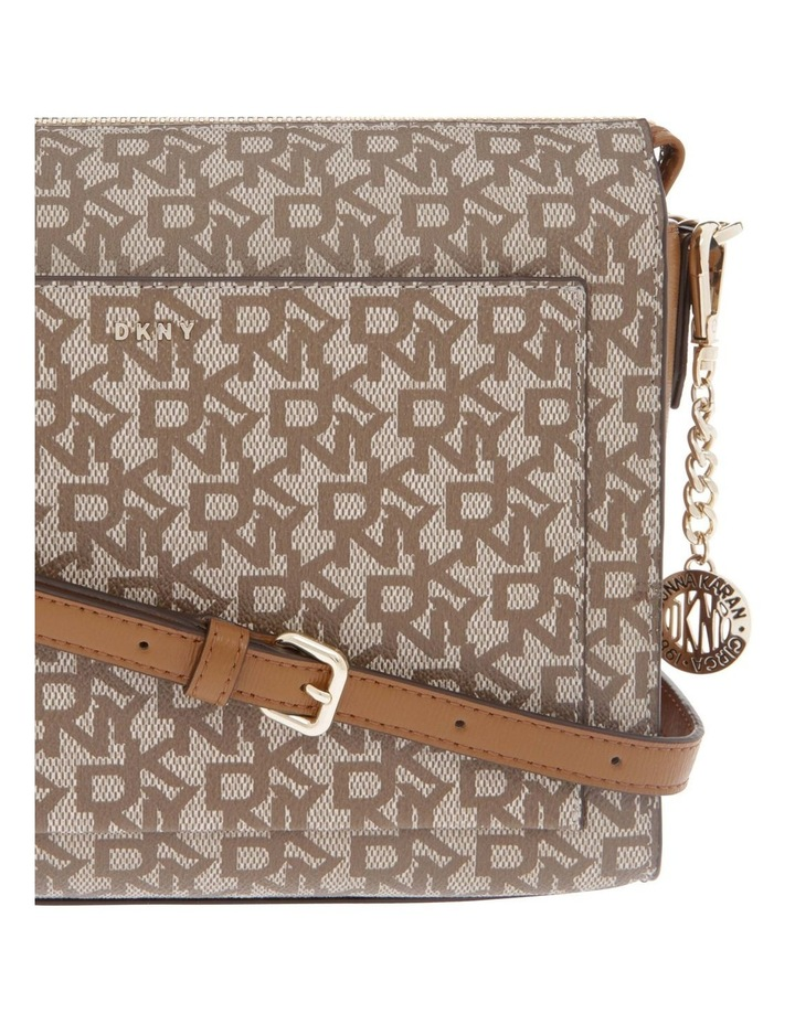Bryant Park Zip-Top Crossbody Bag - Driftwood image 3