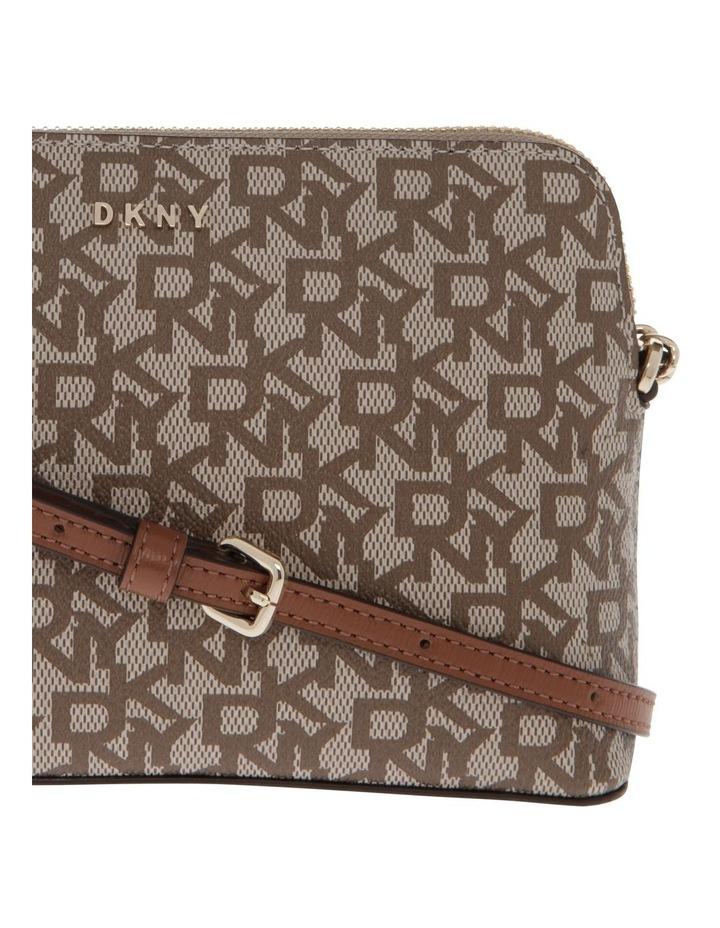 Bryant Caramel Zip-Top Crossbody Bag image 3