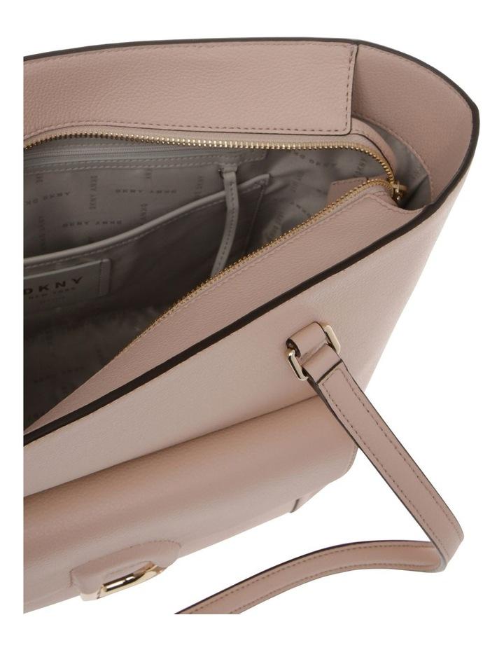 Von Beige Double-Handle Tote Bag image 4