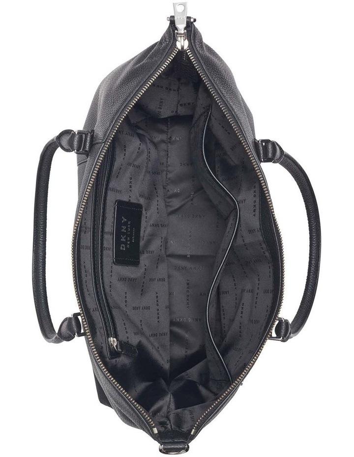 R01DAG97 Erin Zip Top Tote Bag image 3