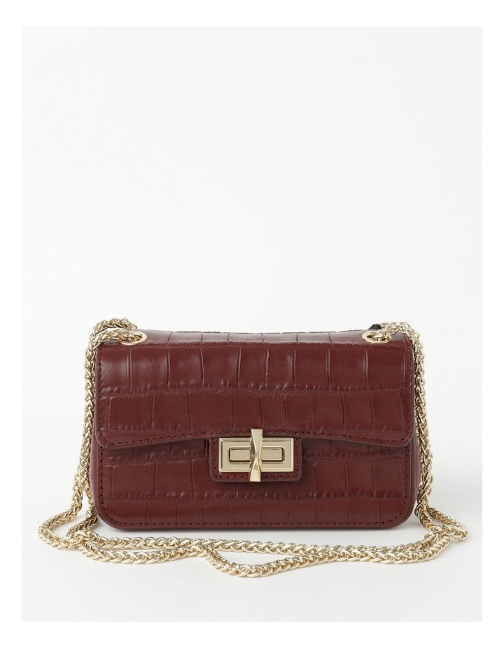 R02EPI68AWN JOJO MINI Flap Over Crossbody Bag image 1