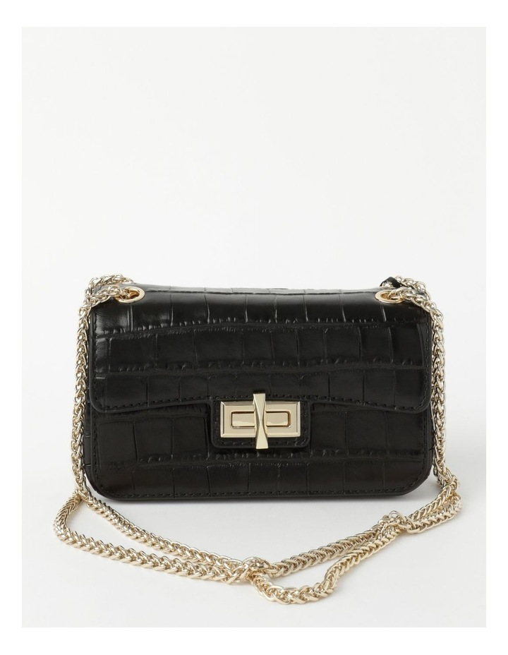 R02EPI68BGD JOJO MINI Flap Over Crossbody Bag image 1