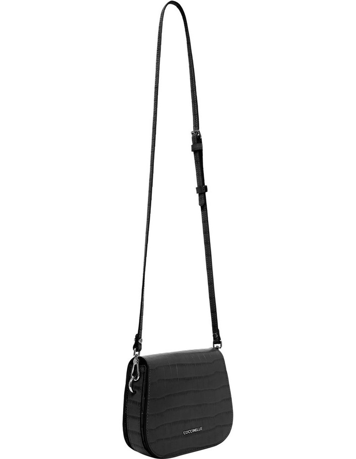 Craquante Croco Flap Over Crossbody Bag E1 DN7 55 01 01 image 2