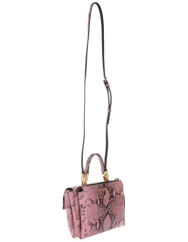 Arlettis Python Flap Over Crossbody Bag E1 D55 55 B7 01 image 2