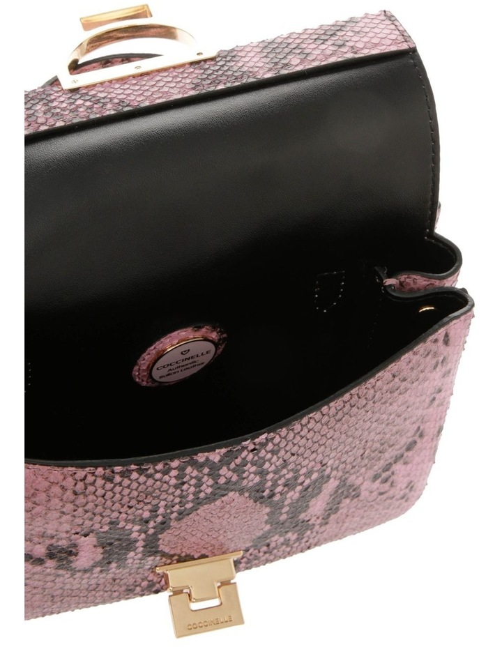 Arlettis Python Flap Over Crossbody Bag E1 D55 55 B7 01 image 4