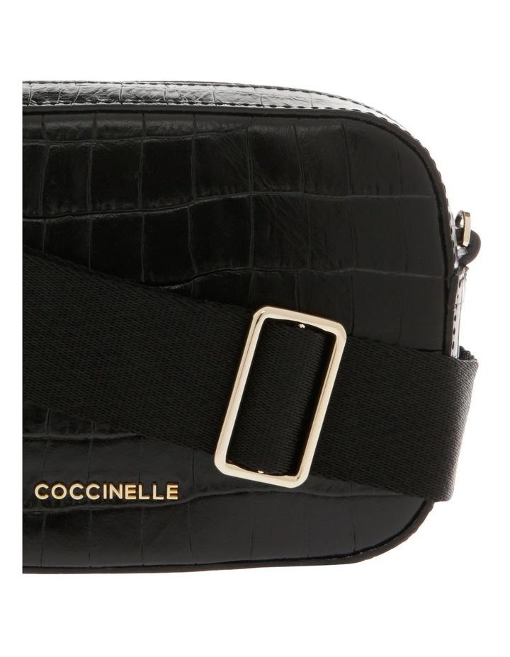 Tebe Croco Zip Around Crossbody Bag image 3