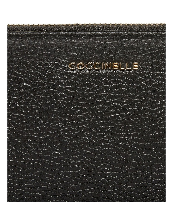 Metallic Soft Zip Around Wallet E2 DW5 11 05 01 image 4