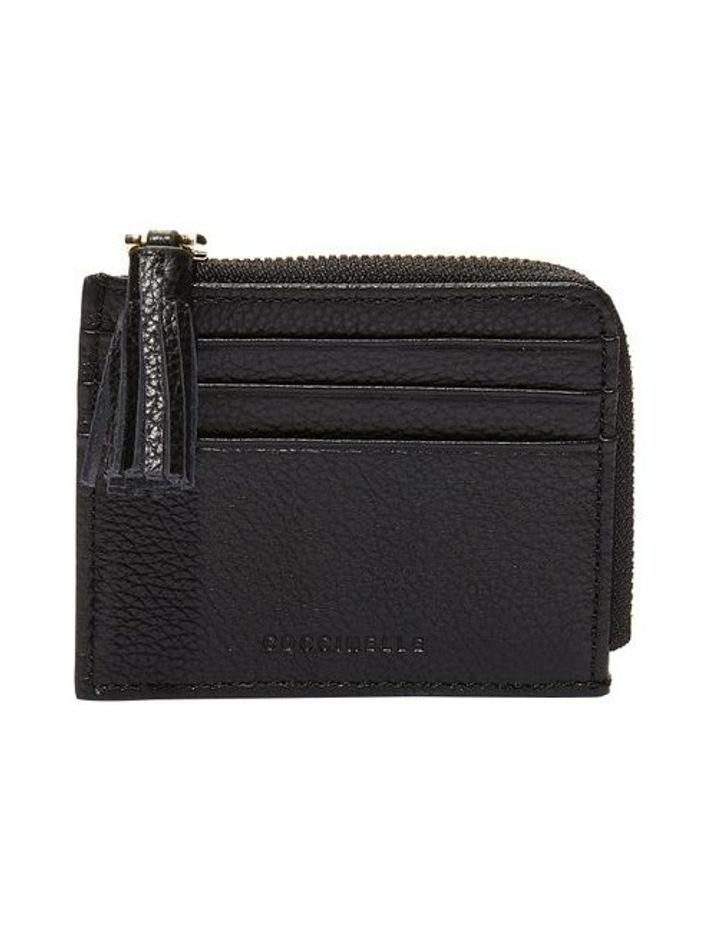 Metallic Soft Zip Around Wallet image 1