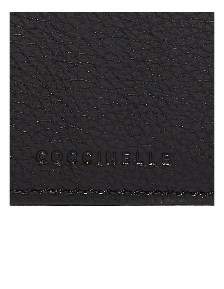 Metallic Soft Zip Around Wallet image 3