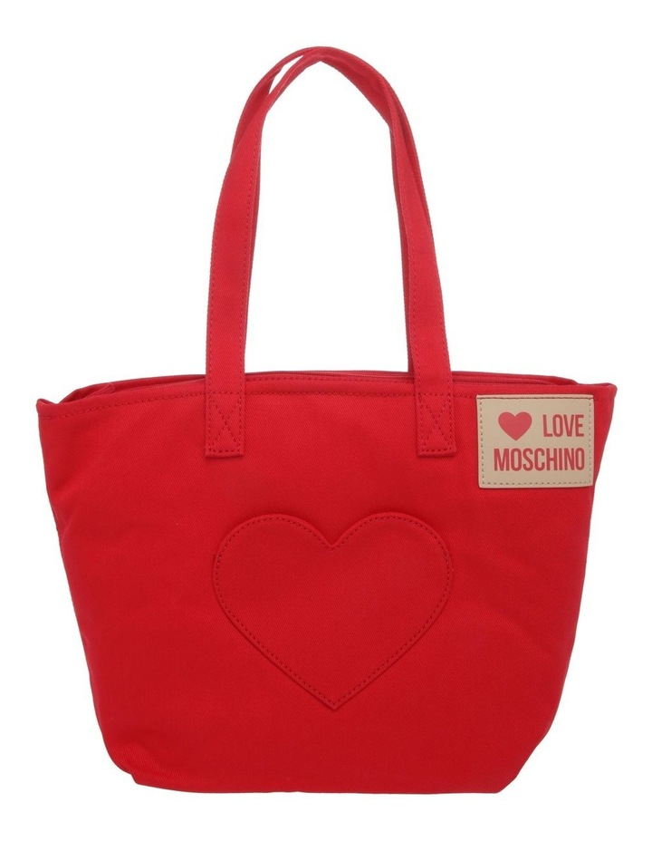 Love Double Handle Tote Bag image 1