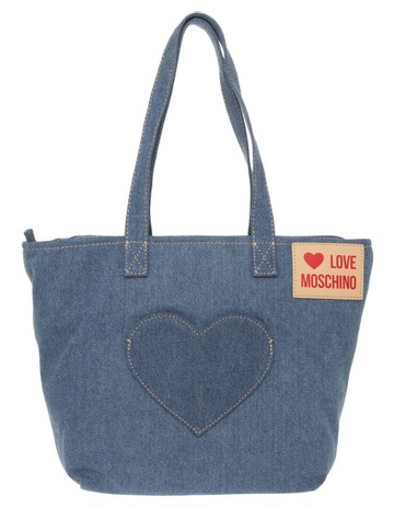 d509133077f Love Moschino Love Double Handle Tote Bag
