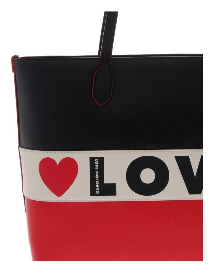 Love Double Handle Tote Bag image 3