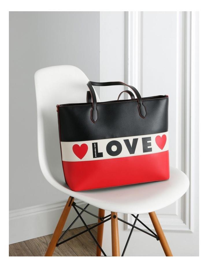 Love Double Handle Tote Bag image 5