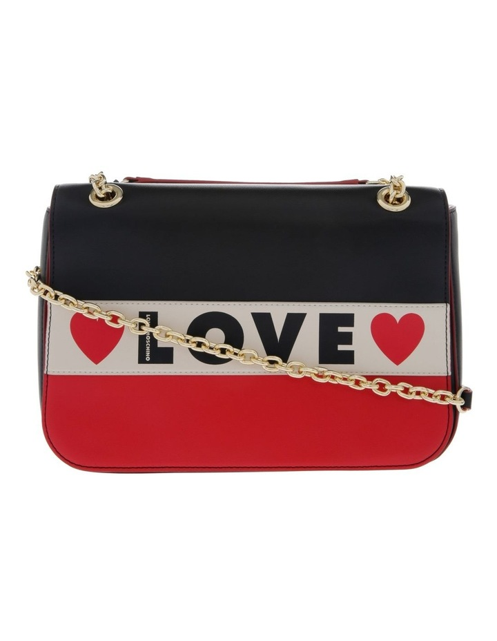 Love Flap Over Crossbody Bag image 1