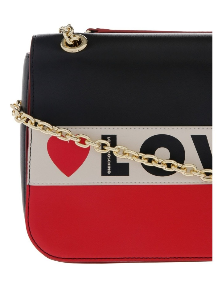 Love Flap Over Crossbody Bag image 4