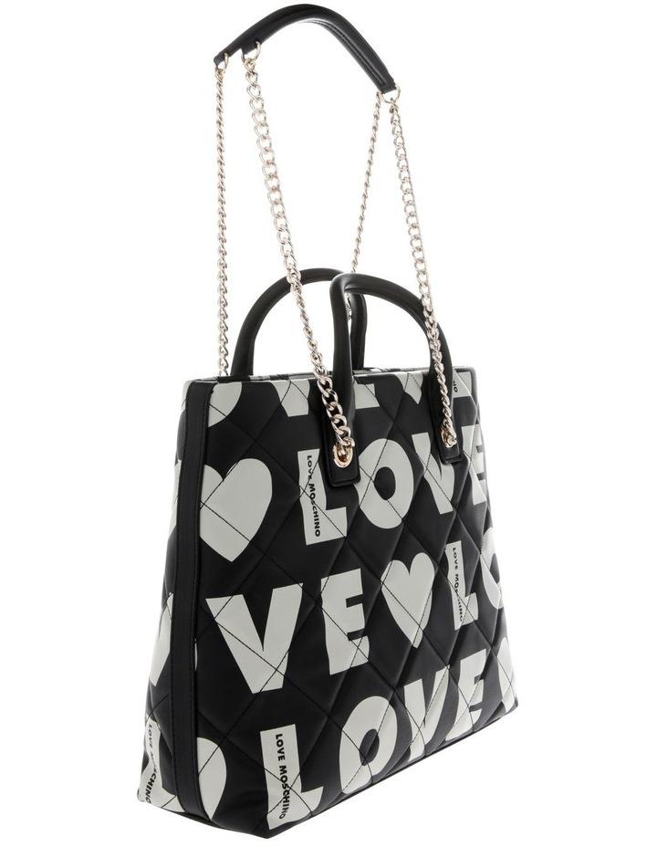 Logo Love Double Handle Tote Bag image 2
