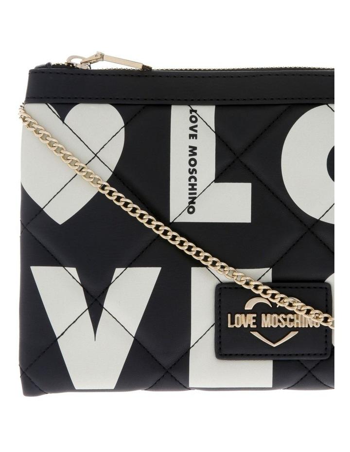 Logo Love Flap Over Crossbody Bag image 3