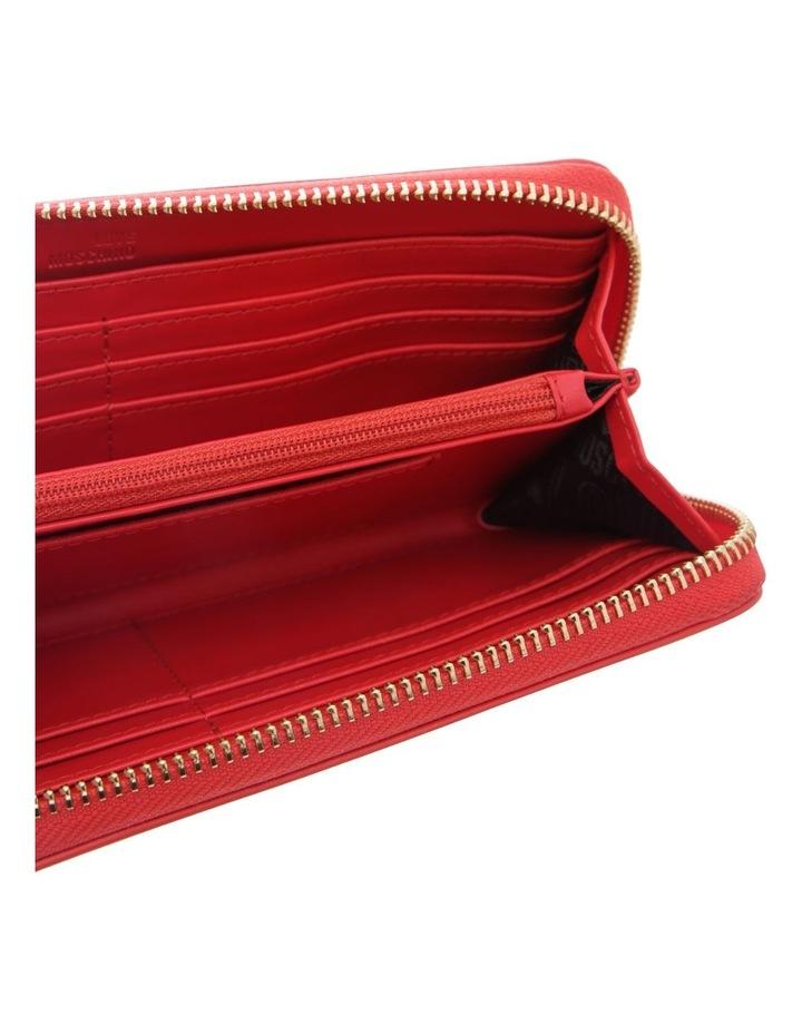 Stud Zip Around Wallet image 3
