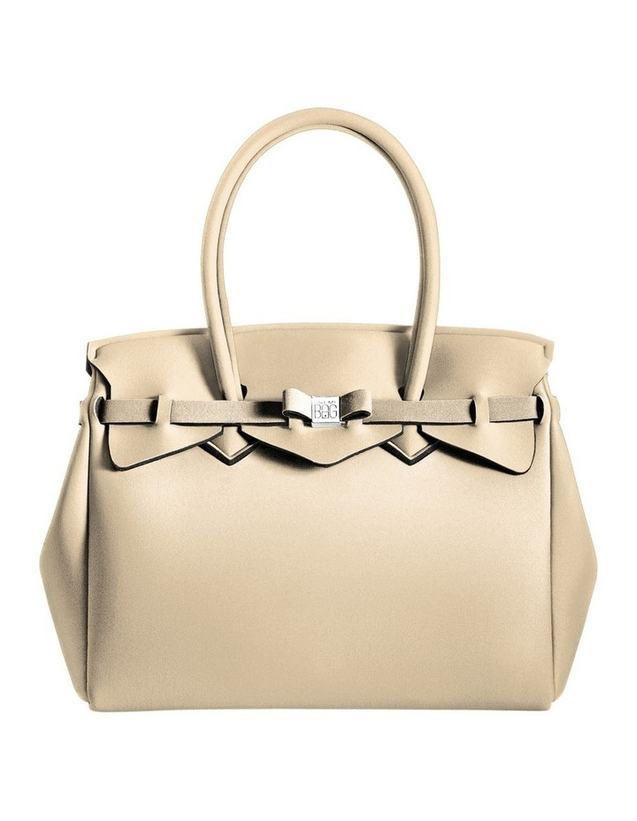 10204N-LY-ME Miss Metallic Double Handle Tote Bag image 1