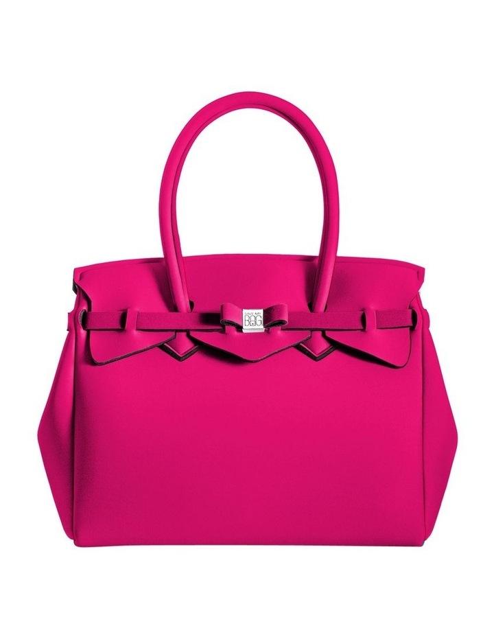 10104N-LY-TU Miss Petite Double Handle Tote Bag image 1