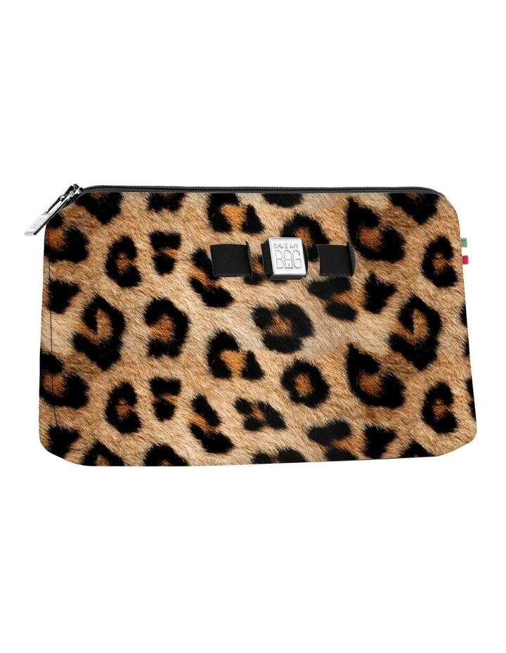 2117N-LY-ST Medium Travel Zip Top Pouch image 1