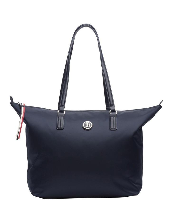Nylon Blend Tote Bag image 1