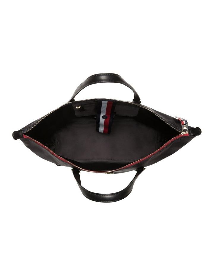Nylon Blend Tote Bag image 3