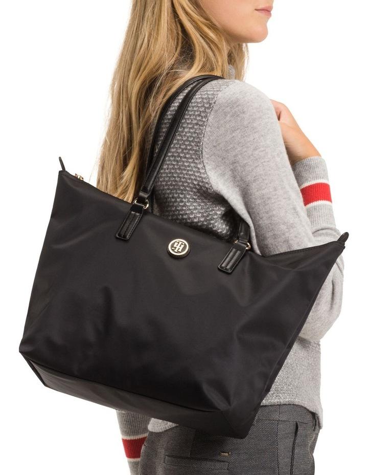 Nylon Blend Tote Bag image 4