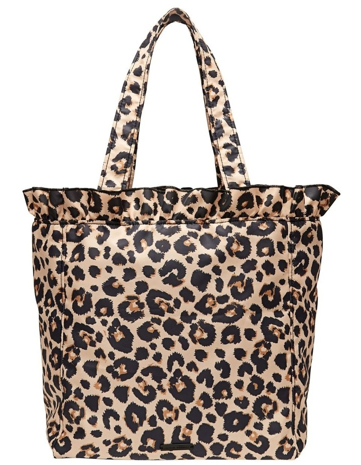 Roxana Large Nylon Double Handle Tote Bag image 1