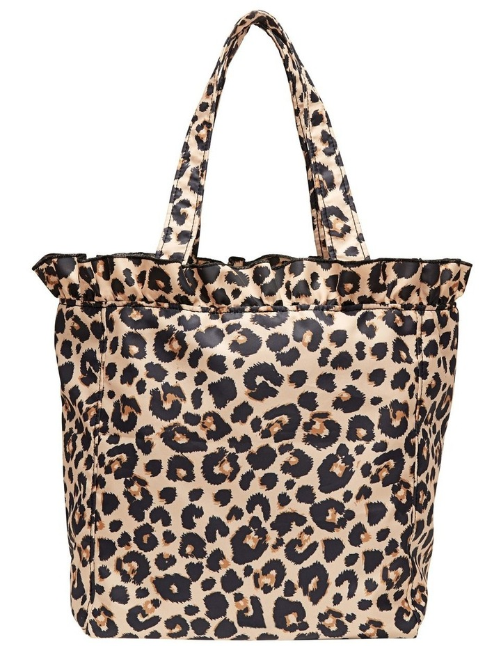 Roxana Large Nylon Double Handle Tote Bag image 2