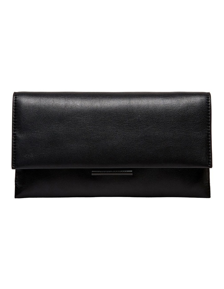 Tab Flap Over Clutch Bag image 1