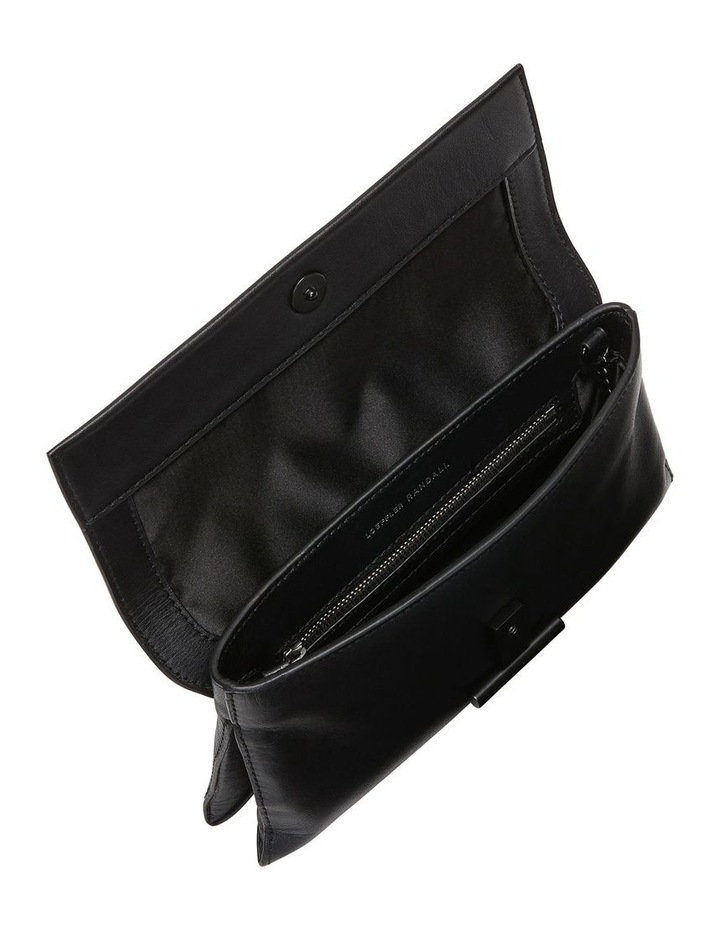 Tab Flap Over Clutch Bag image 4
