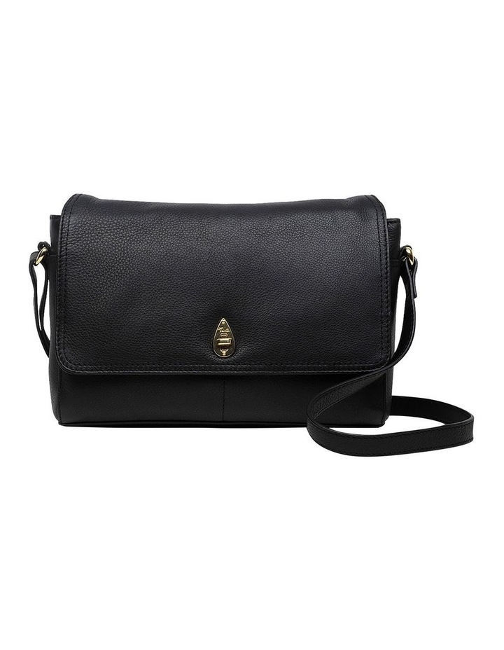 Tula Lock Originals Flap Over Crossbody Bag image 1