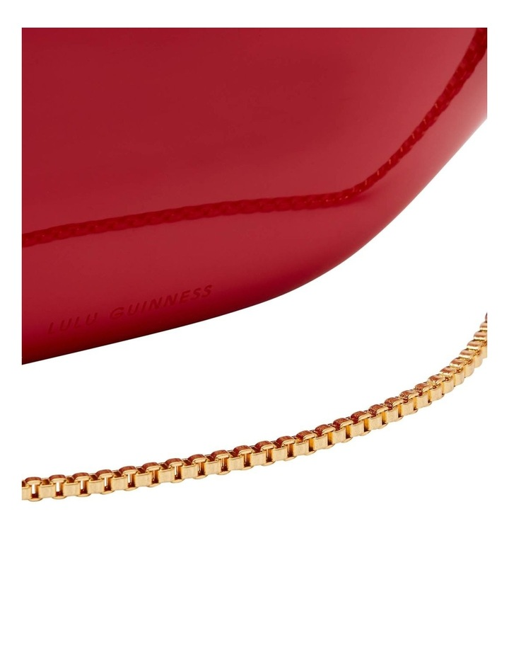 Red Med Lips Clutch image 4