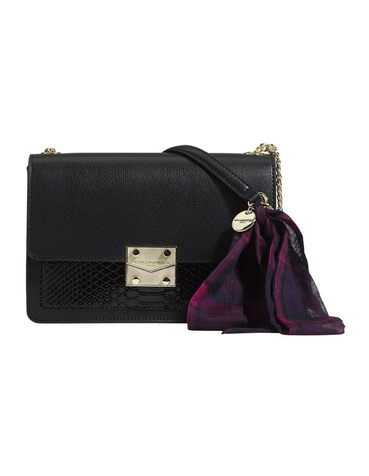 CORINNE Flap Shoulder Bag image 1