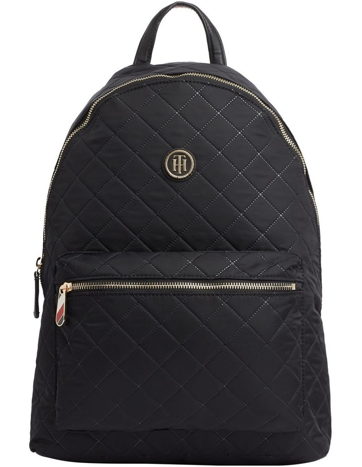 Quilted Backpack image 1
