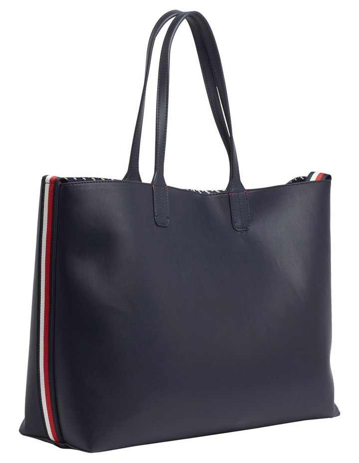 Tommy Icon Logo Tote Bag image 2