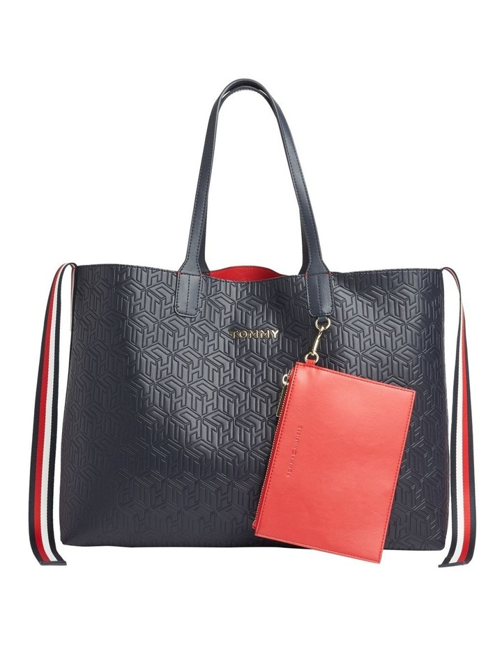 Icon Embossed Tote image 1