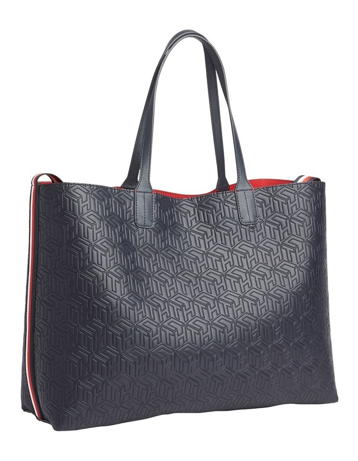 Icon Embossed Tote image 3
