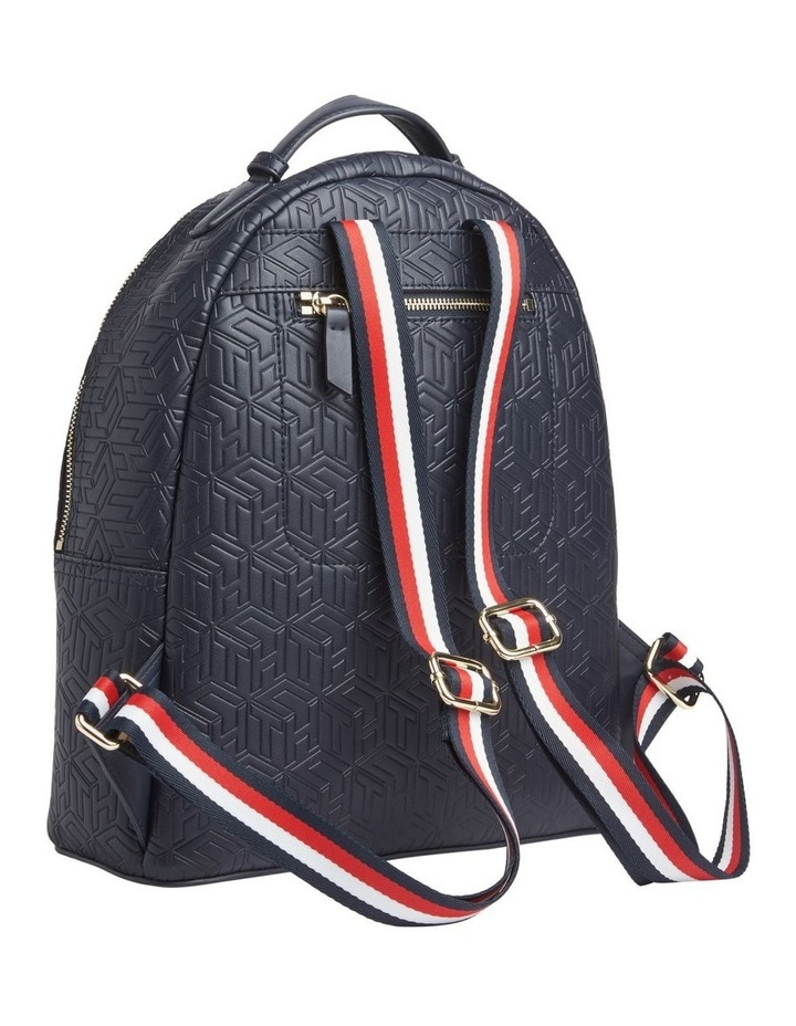 Icon Embossed Backpack image 2