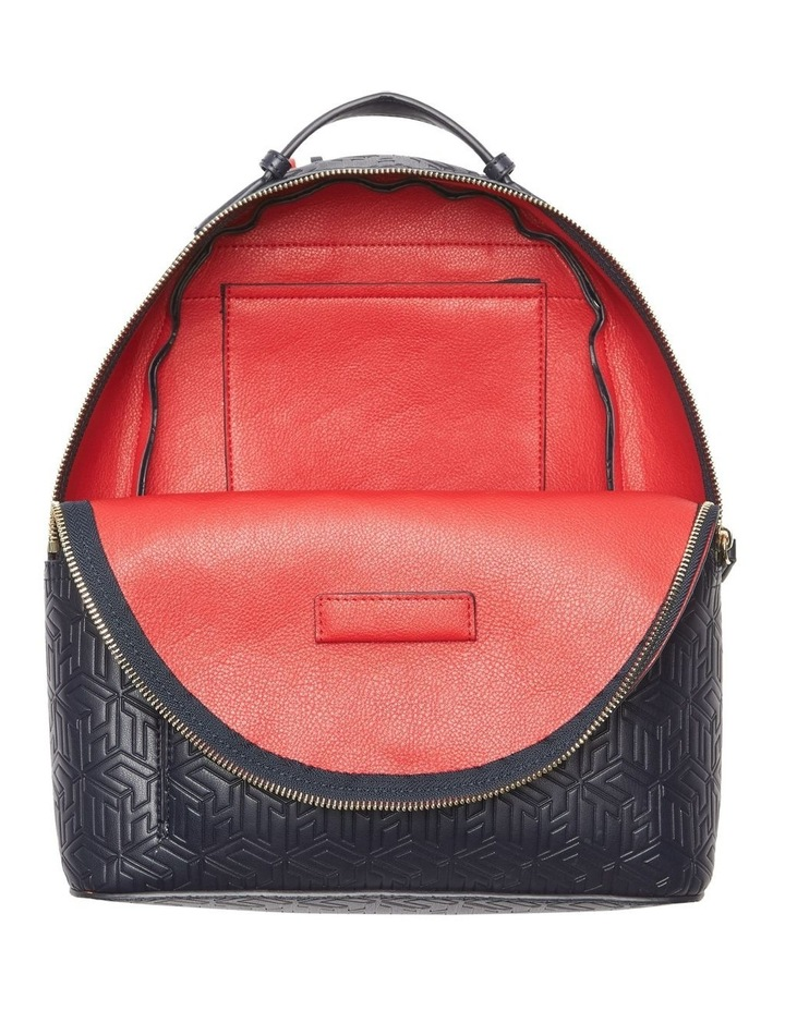 Icon Embossed Backpack image 3