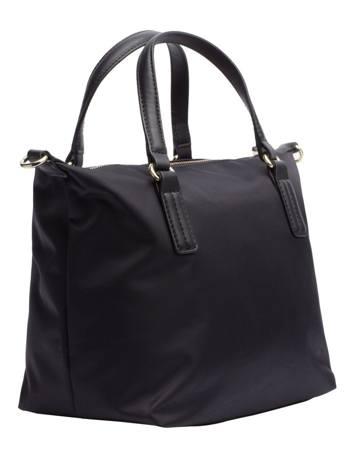 AW0AW04361_002 Poppy Small Zip Top Tote Bag image 3