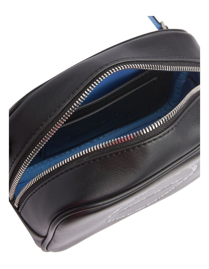 K60K606160BDS Sculpted Zip Around Crossbody Bag image 2