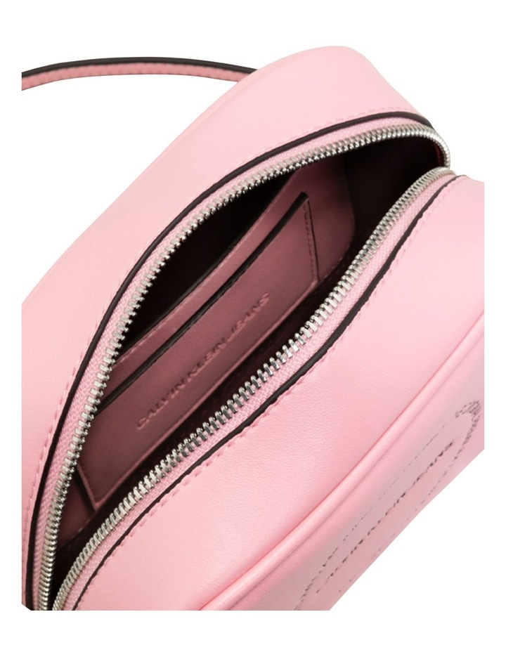 K60K606160TEY Sculpted Zip Around Crossbody Bag image 2