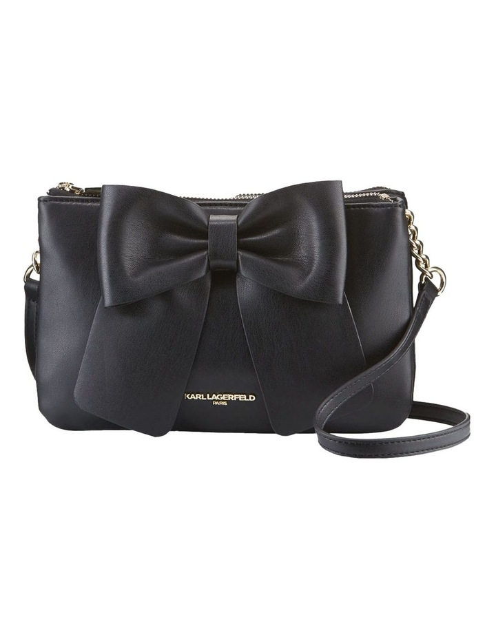 KRIS Double Gusset Bow Crossbody image 1