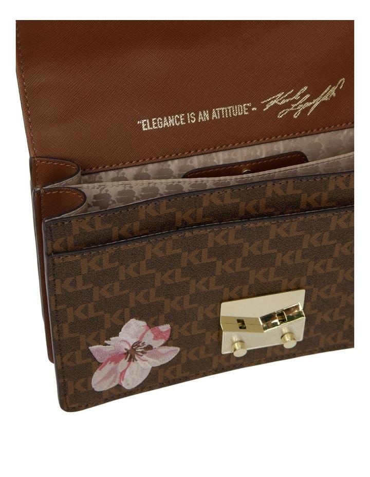 Corinne Medium Flap Shoulder Bag image 5