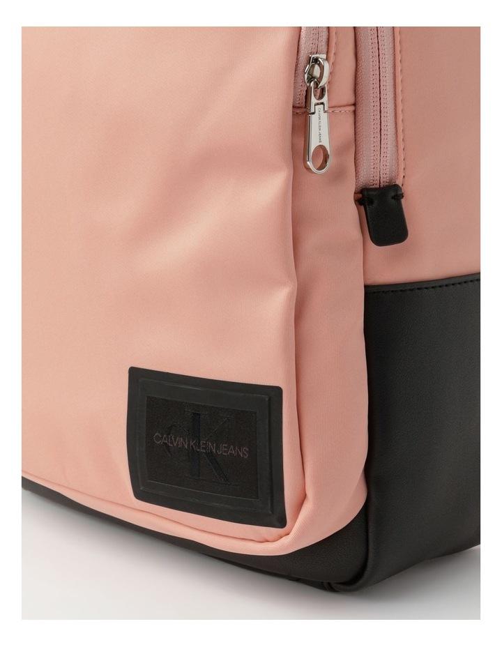 Sleek Nylon Zip Around Backpack image 3